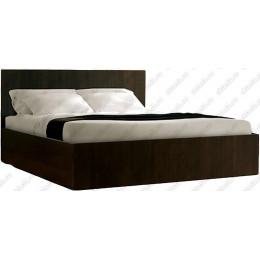 Кровать Стандарт венге 1.4 м