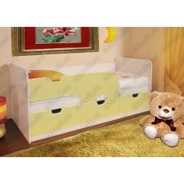 Детская кровать Минима «Ваниль»